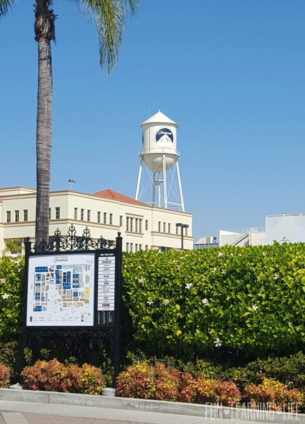 Paramount Pictures Lot