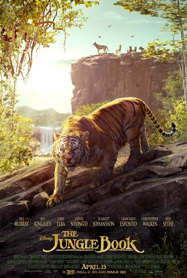 Shere Khan of The Jungle Book