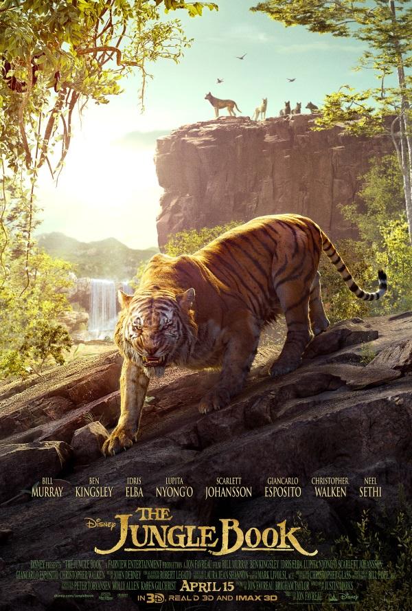 Shere Khan of The Jungle Book