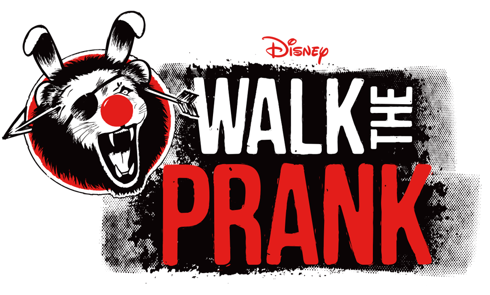 Walk The Prank Logo