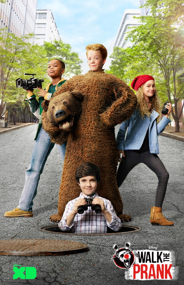 Walk The Prank Poster